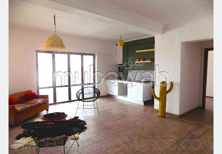 Beautiful apartment for sale in Majorelle. Area of 98.0 m². Terrace.
