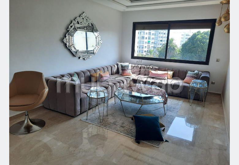 Sublime appartement meublé sans vis à vis