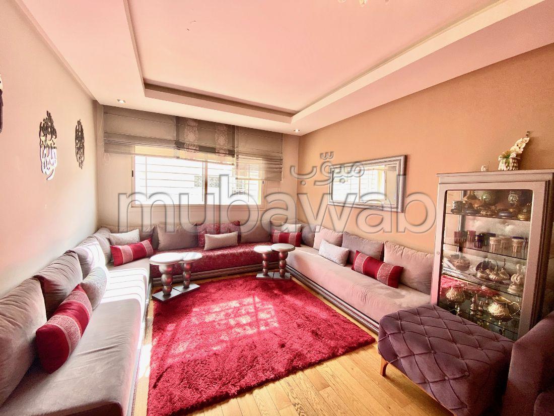 Offre exclusive de la vente d'un appartement