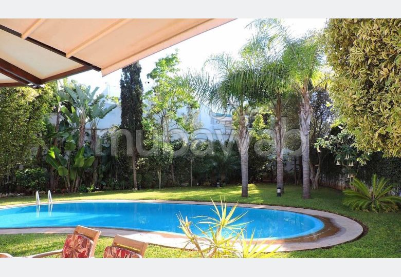 Vente D'une Magnifique Villa à Californie