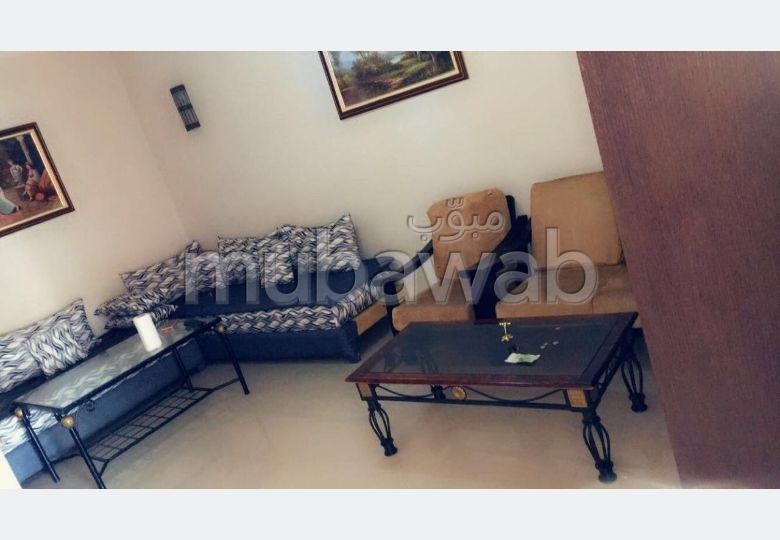 شقة رائعة للإيجار بمراكش. المساحة الكلية 60.0 م². مفروشة.