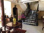 Splendid villa for sale in Charf. 4 Master bedroom. Gardeners, Large terrace.