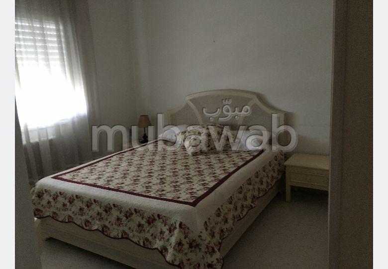 Un bel appartement meublé