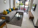 Appartement meublé à louer a triangle d'or