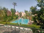 Belle villa dans une résidence en location Targa