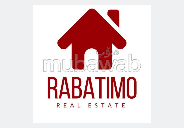 Terrain a vendre à Rabat Souissi bon emplecement