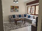 Appartement en vente à Tanger. 2 pièces confortables. Parking et terrasse.