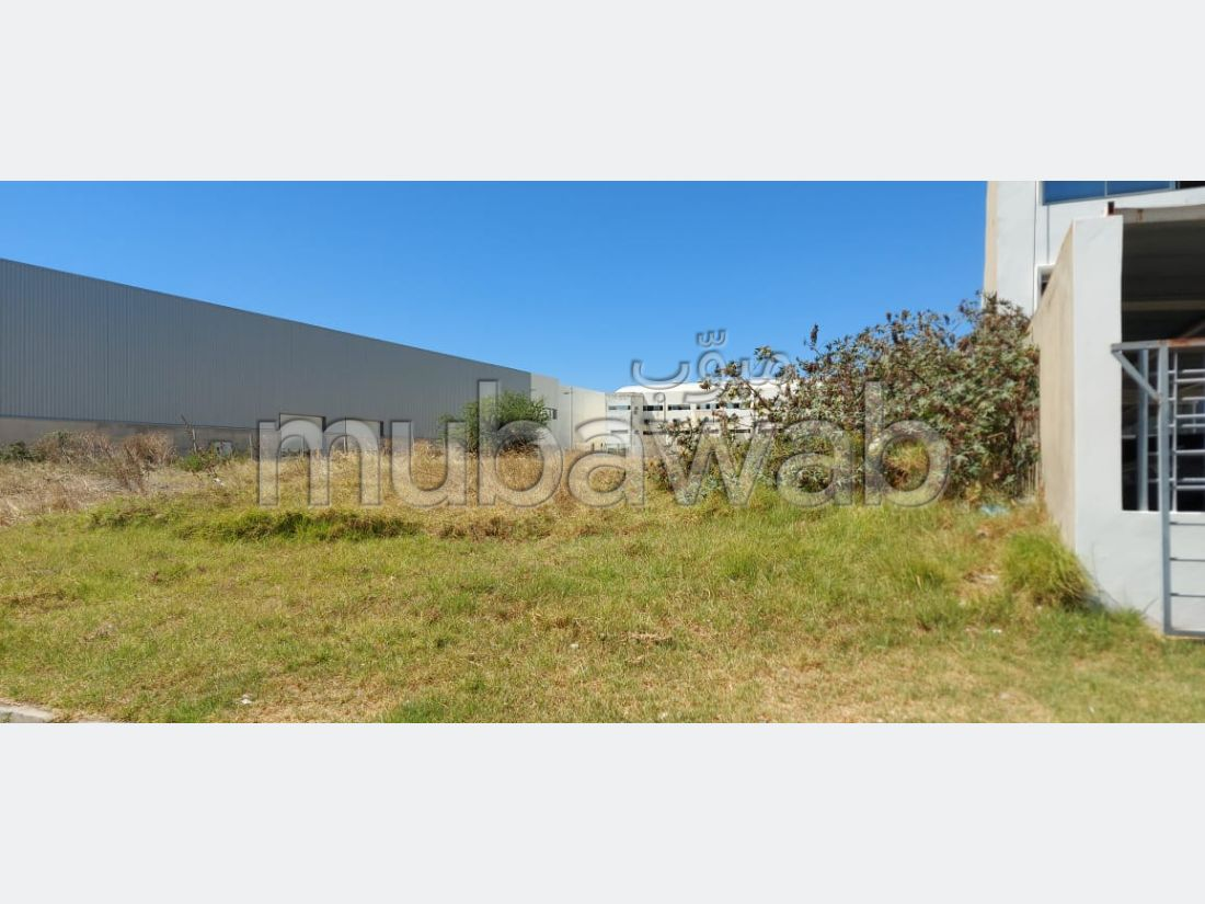 Land for sale. Area 2000 m².