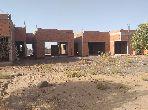 Villa semi finit à 15 km de Marrakech R. Ourika