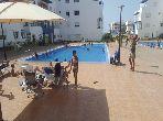 Location d'un appartement à Mohammedia. Surface totale 50.0 m². Bien meublé.