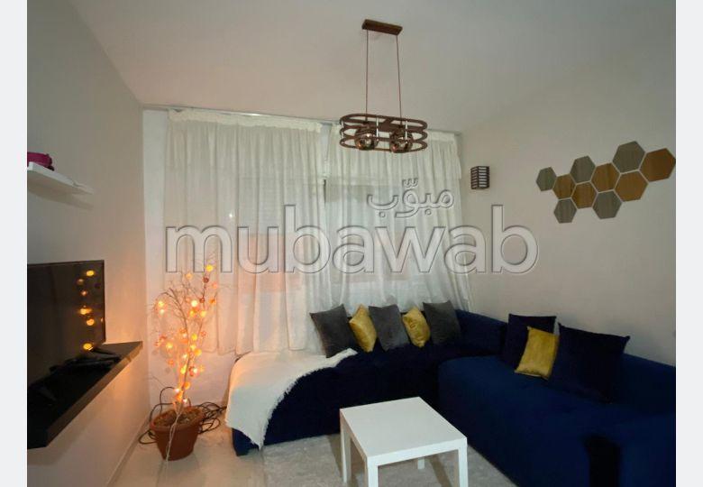 Appartement meublé à louer à Rond point Farah salam
