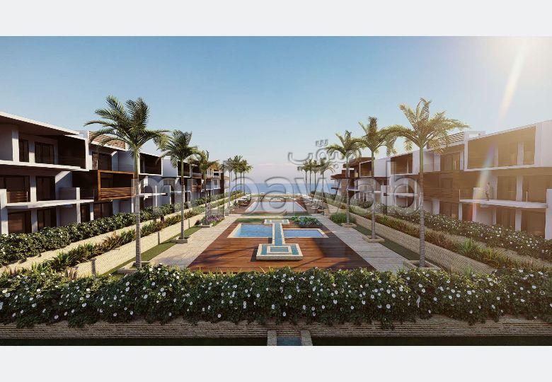 Appartement de 76m² avec 21m² de Terrasse en vente, Saphir bleu