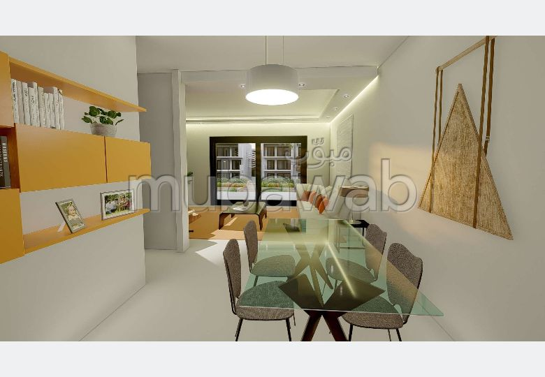 Appartement de 75m² avec 17m² de Terrasse en vente, Saphir bleu
