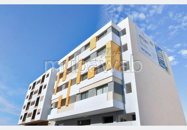 شقة رائعة للبيع بالدارالبيضاء. 2 غرف ممتازة. مع مصعد وشرفة.
