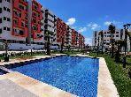بيع شقة ببوسكورة. المساحة الإجمالية 75.0 م². مدفأة ، حمام سباحة.