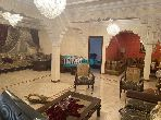 Find your house to buy in Hay El Boughaz. Small area 400.0 m². Parking spaces and terrace.