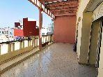 Location appartement 2 ch terrasse 123 m2 5e etage