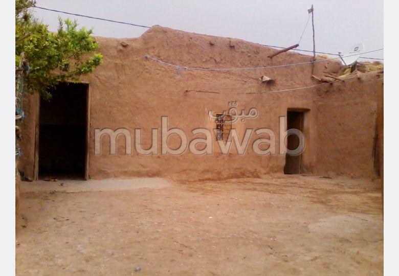 Superbe maison à vendre à Marrakech. 2 chambres.