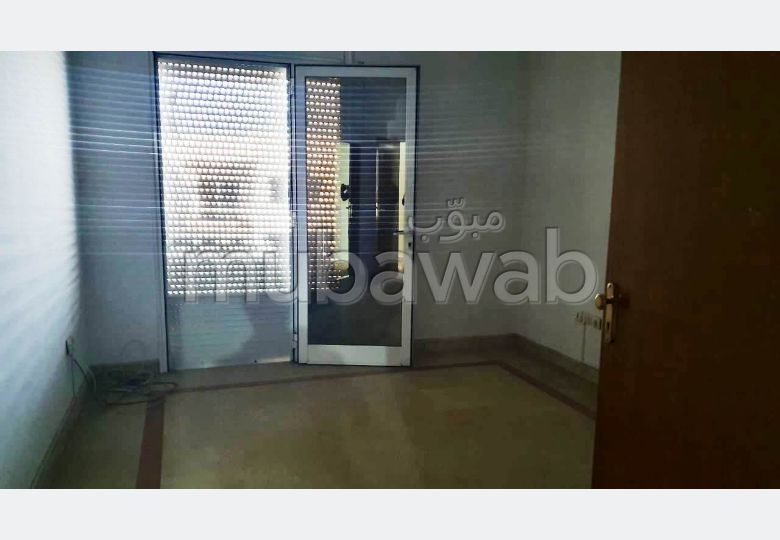 Bureau en location à l'Agdal Rabat