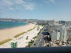 Appartement Meublé Avec Une Belle Terrasse Vue Mer