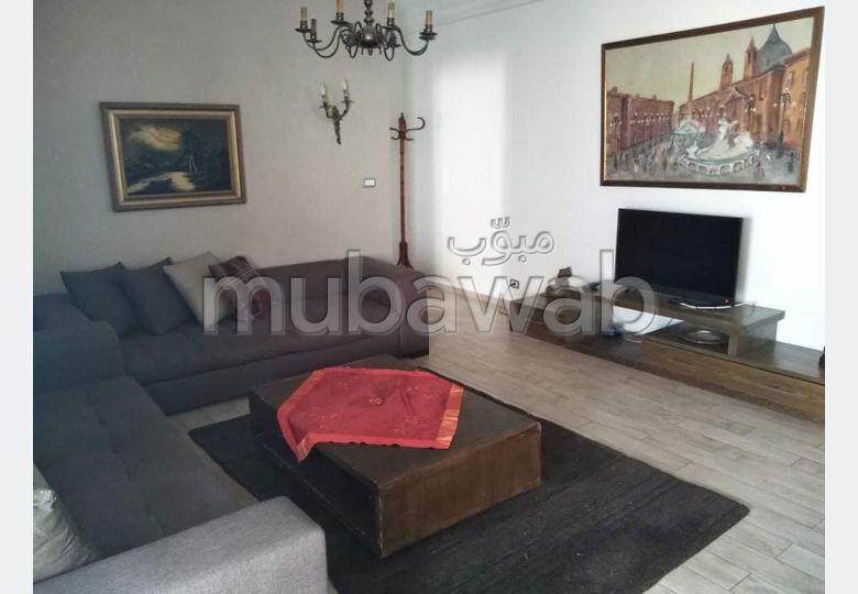 Charmant S+1 à louer meublé à Sidi Bousaïd