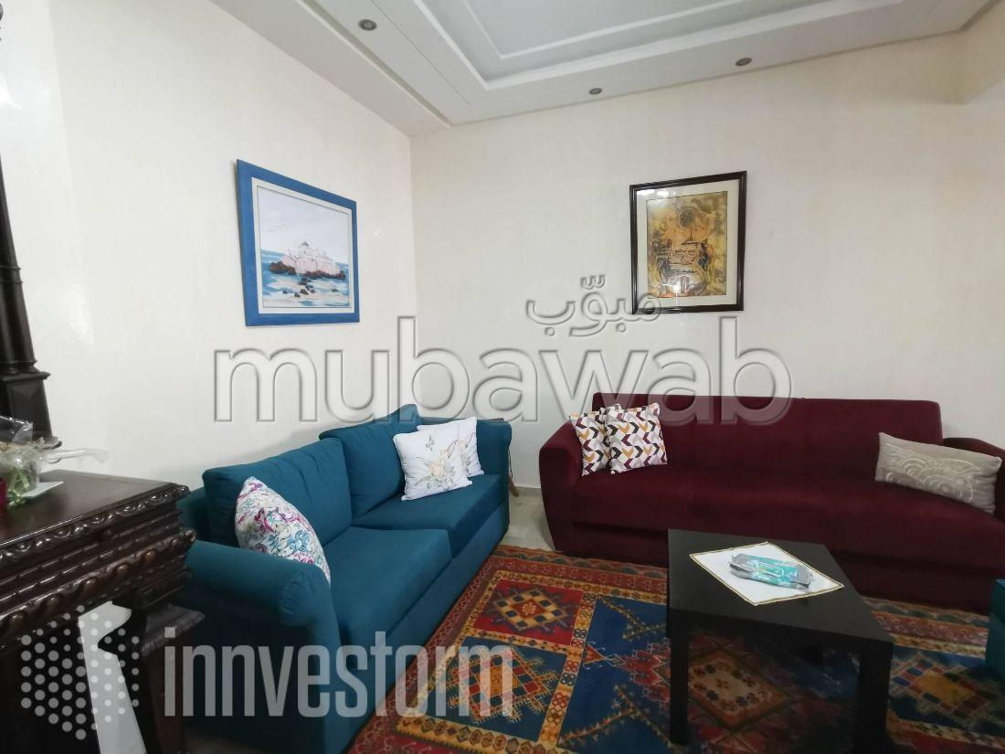 Vente appartement 4 pièces El Menzeh Rabat