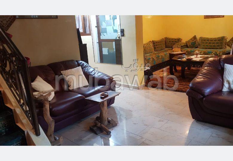 Villa 160 m2 à vendre, hay el hana