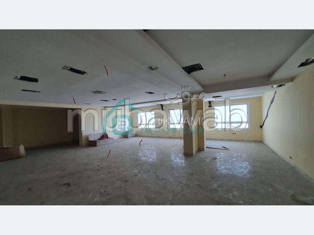 Bureau open space à louer Tanger