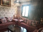 Apartments for rent. Total area 90.0 m². Moroccan living room and satellite dish.