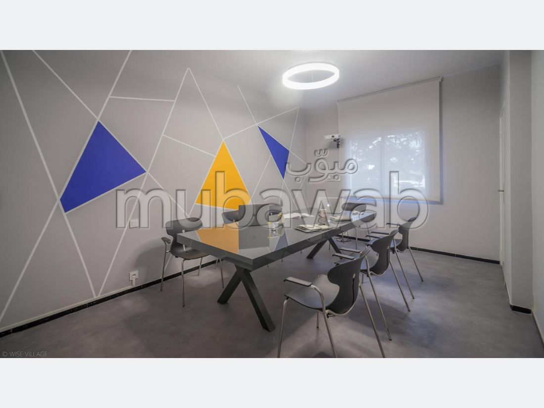Offices for rent in Agdal. Small area 168168.0 m².