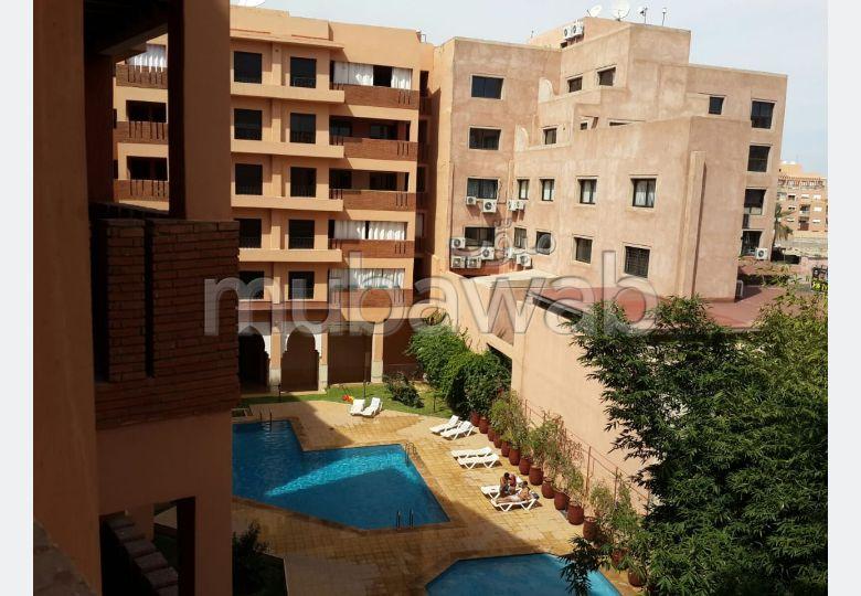 بيع شقة ب عين مزوار. المساحة الإجمالية 60.0 م². مسبح  وخدمة الكونسياج.