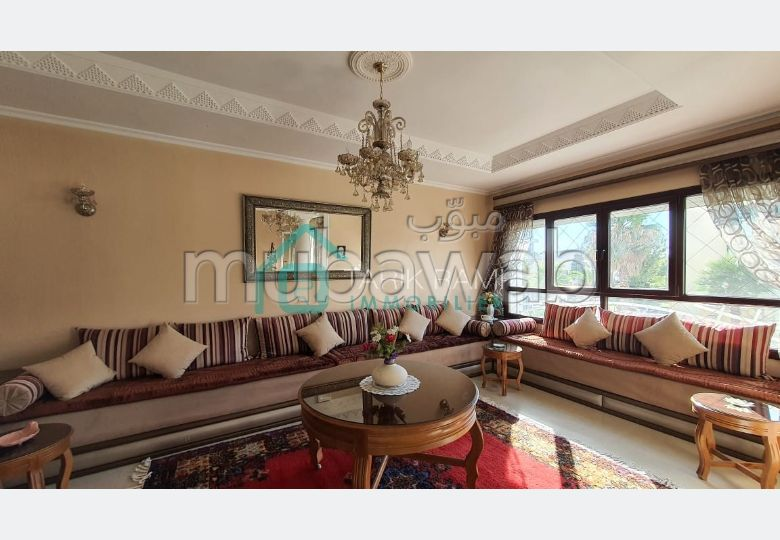 Apartment for rent. Large area 21.0 m². Large balcony.