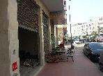 Magasin neuf à louer contenant deux rideaux situé a rue ghana avenue Madagascar