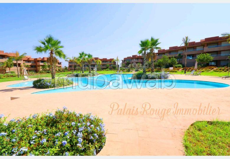 Appartement 3 ch, piscine, terrasse LLD Prestigia