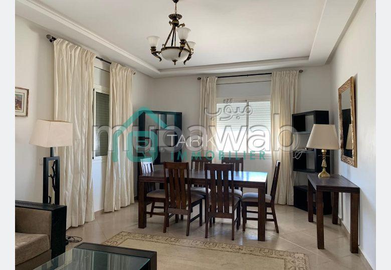 Bel appartement avec terrasse à vendre