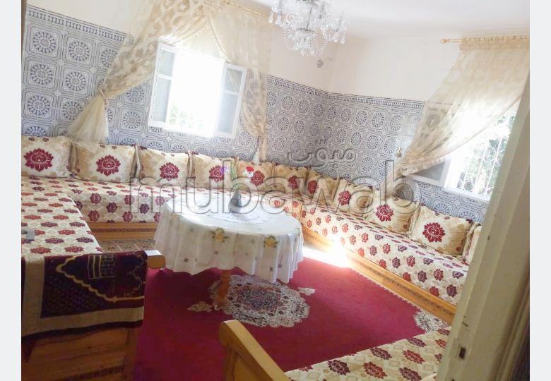 Vente maison à Marrakech. 3 chambres agréables. Terrasse et jardin