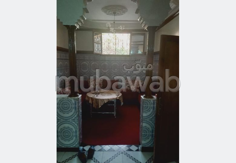 Très belle maison en vente à Hay nahda mhamid Surface 90M2 Garage et terrasse