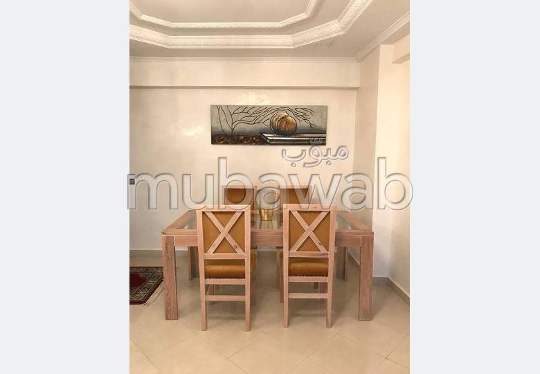 Chic Appart F3 meublé moderne vue dégagée à Hilton