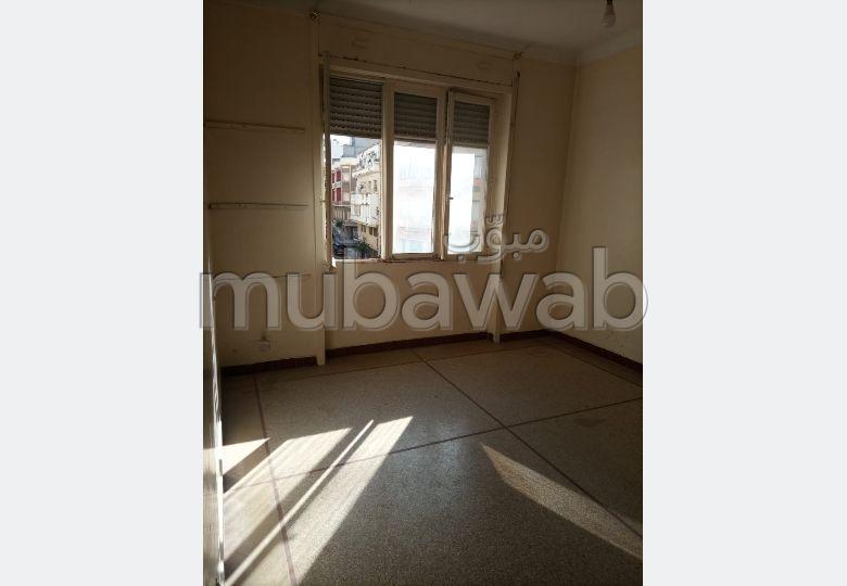 Appartement des années 50 –à La Vente – Tanger
