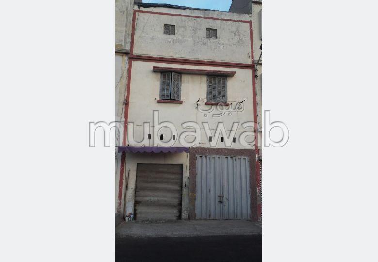 Maison à vendre Quartier Ifriqia Casablanca
