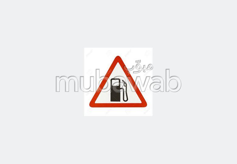 STATION-SERVICE et projet TOURISTIQUE sur 6,5 h Marrakech