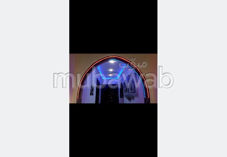 Très bel appartement en location à qarisiya 4 pièces confortables