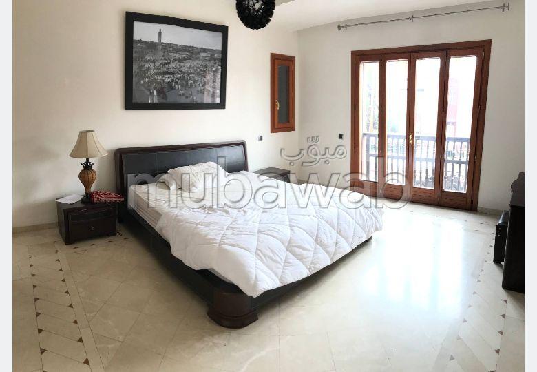 Appartement résidence Plazza marrakech