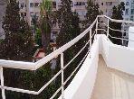 شقة رائعة للايجار باكدال. المساحة الكلية 180.0 م². مع المرآب والمصعد.