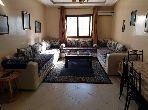 Appartement de vacances à louer à Tanger. Surface de 90.0 m². Meublé.
