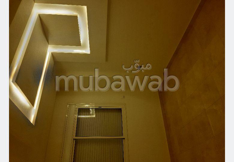 Bel appartement en location à Nouaceur. Surface de 62.0 m². Parabole.