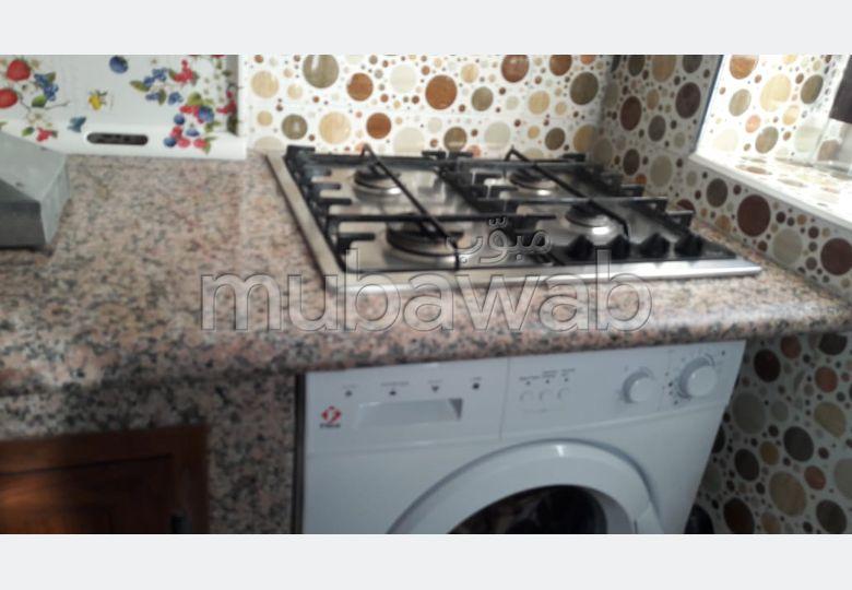 Appartement à louer à Agadir. Surface totale 60.0 m². Meublé.