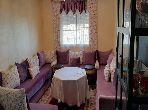 شقة جميلة للبيع بطنجة. 2 غرف ممتازة. المناطق الخضراء ومصعد.