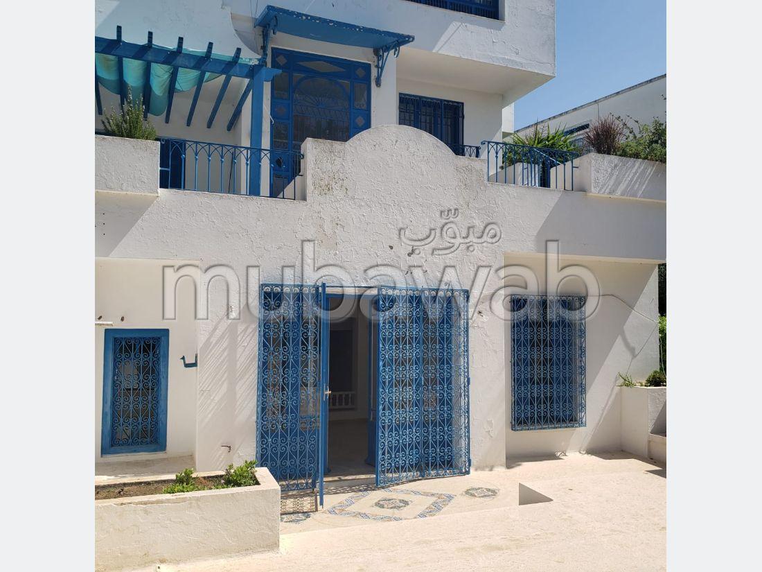 Maison s4 à louer à Sidi Bousaid