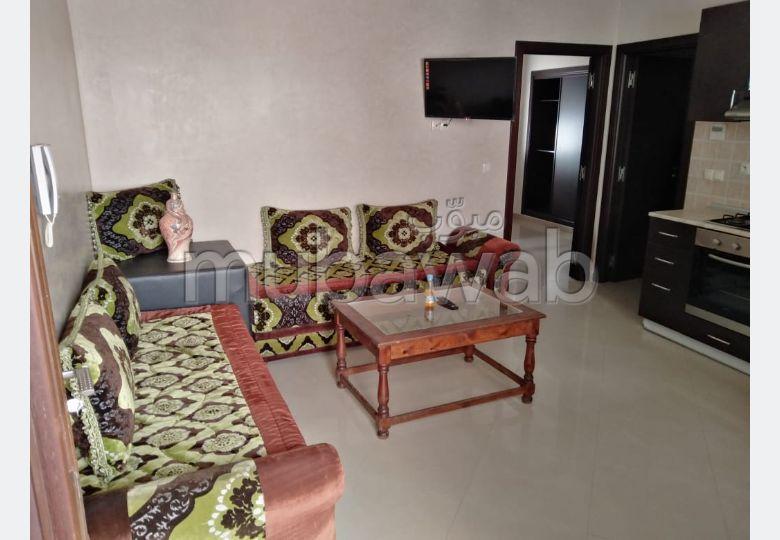 Appartement à louer à Agadir. 1 chambre. Bien meublé